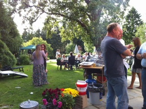 """""""Help Four Heroes"""" BBQ 2010"""